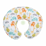 Chicco Cuscino Allattamento Boppy - Peaceful Jungle