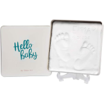 Baby Art Kit Impronta Per Calco Di Mani E Piedi Del Neonato magic box